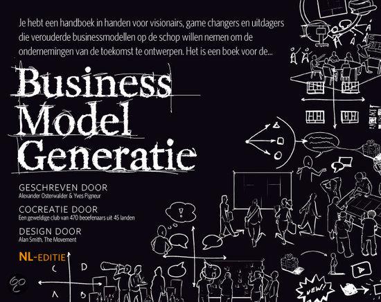business-model-generatie